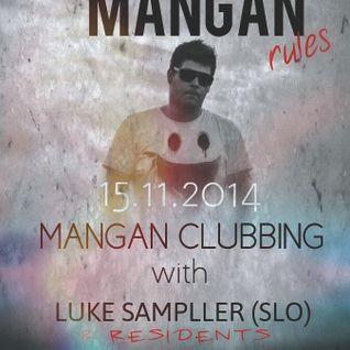 KeC - live REC @ Mangan Rules 15.11.2014.