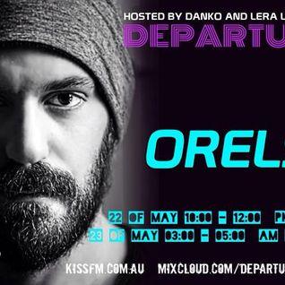 Guest Mix @ Kiss Fm Melbourne (Australia) 22/5/14