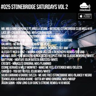 #025 StoneBridge Saturdays Vol 2