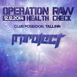 P-Project 'Operation Raw - Health Check' Promo Mix