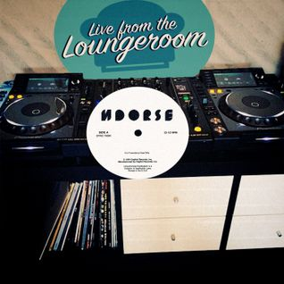 Live From The Loungeroom - Funky Hip Hop x Breaks x Disco x Pop Edition