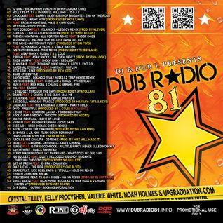 DUB Radio #81 (Full Mix, 242 min) 2014 FOR PROMOTIONAL USE ONLY!
