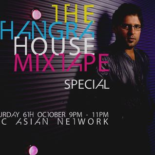 Sonnyji Presents The Bhangra House Mixtape - Featured on the BBC Asian Network (06.10.12)