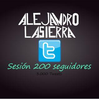 Sesión 200 seguidores en twitter!