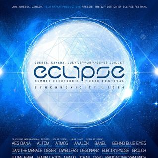 Mythrophan - Eclipse Festival 2014 DJ Set