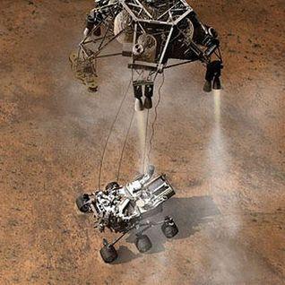 Music for a Mars landing
