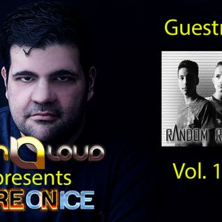 Dim Loud - Fire On Ice Vol 122 (Incl Guestmix Random Raverz)