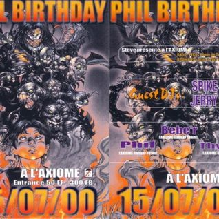 L'AXIOME 15072000 spike ly vs jerry ly   phill's b party