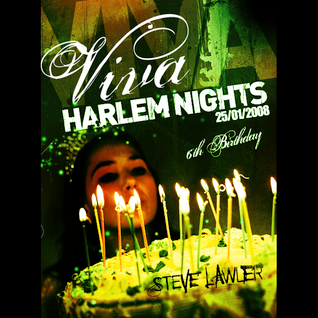 3RD HOUR /// LIVE FROM VIVA HARLEM NIGHTS 6TH BIRTHDAY @ THE END LONDON 25.JAN.2008