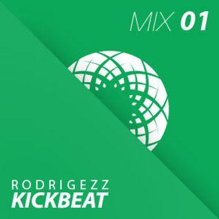 Kickbeat Beat's No.01 - Rodrigezz - Vinyl only.