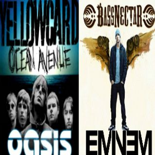 Wonder Avenue (Oasis vs. Yellowcard) & SlimShady, You a Bass Head (Eminem vs. Bassnectar)