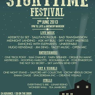 music for milkmen - storytime festival