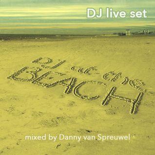 DJ live set - DJ at the Beach 2013ED01