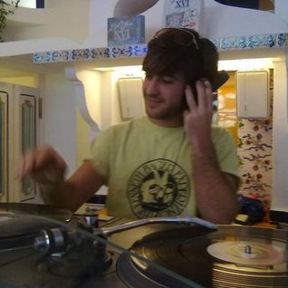 """Valentin Huedo live at Cafe del Mar Ibiza  """"In the middle of september"""""""