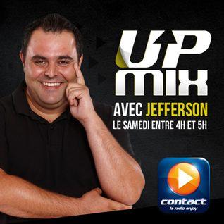 Podcast Up Mix Contact Jefferson Emission 26 du (23-09-2012)