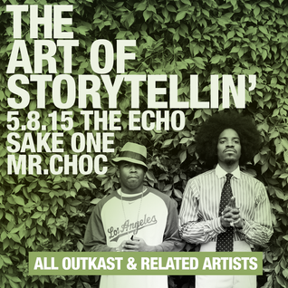 MR.CHOC'S 'The Art Of Storytellin' Live Mix