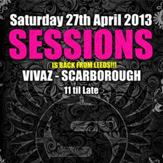 Crafty Maverick LIVE @ Sessions Scarborough 27th Of April 2013