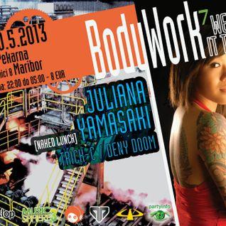 DENY DOOM - Bodywork 7 - Pekarna, Maribor 10.5.2013