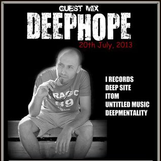Deephope @ Lost In The Deep Sounds 19, Tunnel FM