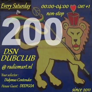 DSN DubClub 200 @ www.radiomart.nl (2015.03.14)