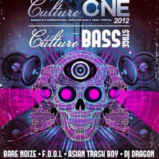 Culture ONE 2012 set