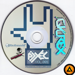 Gyurex - PIXEL Vol.001 (mixtape 4 Snowattack)