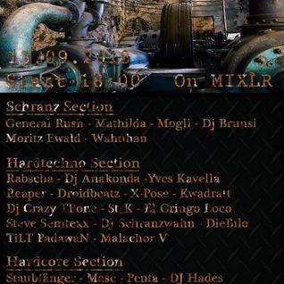 DieBilo @ Factory Sound on Mixlr Stream (13-09-2013)