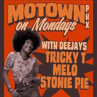 DJ Melo - Motown On Mondays Set (04-05-16)