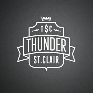 Thunder St Clair - Tinman Mix Vol 2 (Deep/Dark/Minimal Dubstep)
