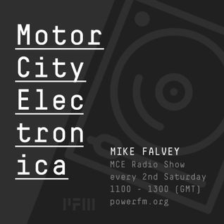 Mike Falvey - 'MCE Radio 009 - 9th January 2016' - DJ Mix