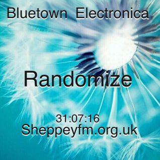 Bluetown electronica live show 31.07.16