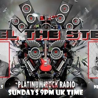 Feel The Steel Sept 13th NEW from W.A.S.P.  Radio Exile Darusso, PLUS  Interview with Cooper Shea