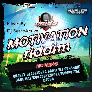 DJ RetroActive - Motivation Riddim Mix - October 2011