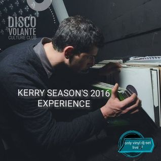 KERRY SEASON'S 2016 EXPERIENCE