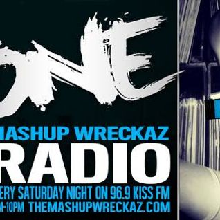 "Mashup Wreckaz Radio ""Radio Archives"" With Special Guest DJ Tek One of CV8"