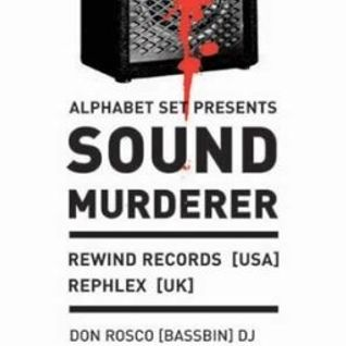 Soundmurderer - Live At The Alphabet Set