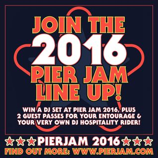 PIER JAM 2016 DJ COMP - Mixed by Mike Reevey