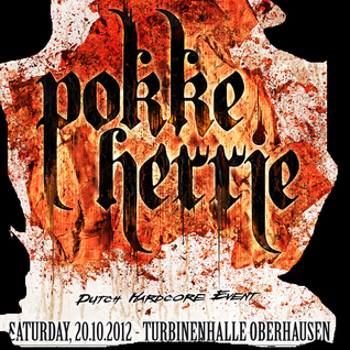 The Entertainer at Pokke Herrie 20.10.2012 X-treme Noize Area