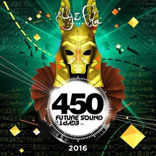 Aly  Fila - Future Sound Of Egypt EP. 450 [27.06.2016]