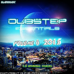 Various Artists - Dubstep Essentials 2014 Vol.8 (Album Promo Mix)