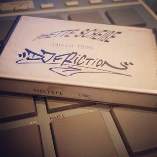 DJ Friction Mixtape 1/1996 Hip Hop