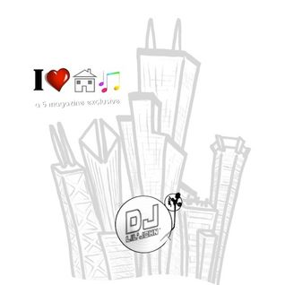 "DJ Lil' John™ presents ""I ♥ House Music"" Mixtape"
