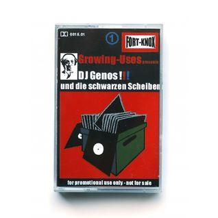 Dj Genos – … und die Schwarzen Scheiben (Seite B / Mixtape)
