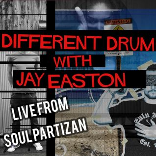 Different Drum with Jay Easton #24 - Live from Soul Partizan Special