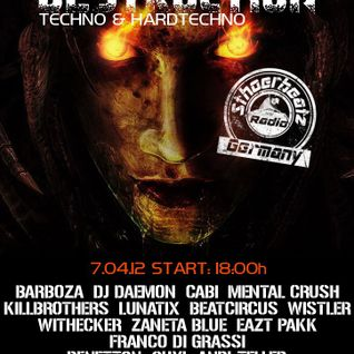 beatCirCus @ Dj Daemon Destruction Techno & Hardtechno