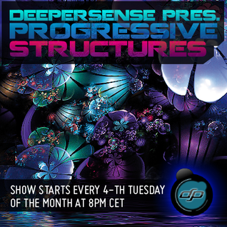 Deepersense  pres. Deep-L (Guest Mix) - Progressive Structures 003 [27.03.2012]