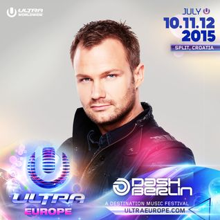 Dash Berlin – Live @ Ultra Europe 2015 (Split, Croatia) – 11-JUL-2015