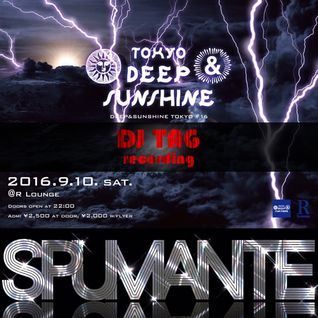 DJ TAG  playback SPUMANTE -Stayin' Alive-2016.09.10
