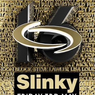 Jon Woolley Slinky 16th Birthday Reconstructed Set
