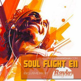 Rayko - Soul Flight E11 (clubbingshanghai.com)